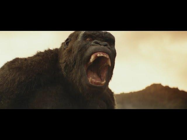 콩: 스컬 아일랜드 - 2차 공식 예고편 (한글자막)
