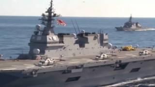 専守防衛 東シナ海異常あり