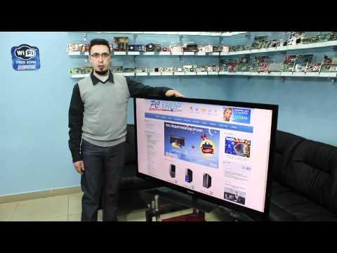Обзор телевизора LCD-TV