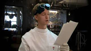 Dr. Horrible's 'My Freeze Ray' Cover