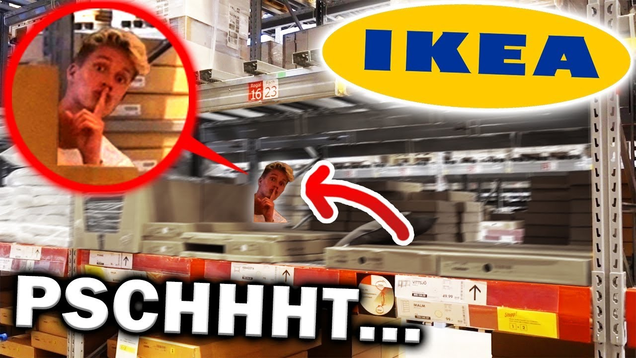 verstecken im ikea vlog youtube. Black Bedroom Furniture Sets. Home Design Ideas