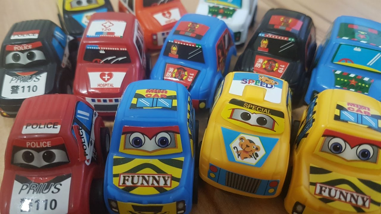 small toy cars for children of all types youtube. Black Bedroom Furniture Sets. Home Design Ideas