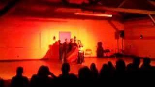 Carenza's Caravan Belly Dance 3 class