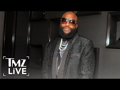 Rick Ross: Medical Emergency | TMZ Live