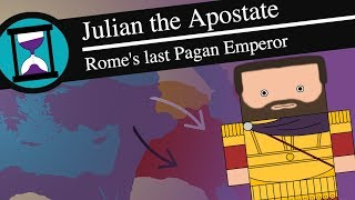 Julian the Apostate: Rome's Last Pagan Emperor - History Matters (Short Animated Documentary)
