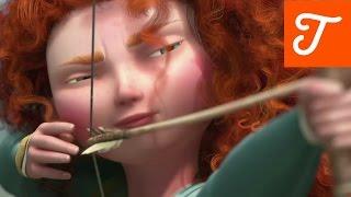 11 héroïnes BADASS dans les films de DISNEY - Topsicle Cinéma