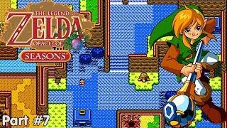"Slim Plays The Legend of Zelda: Oracle of Seasons - #7. ""You Sunk My City!"""