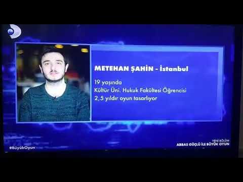 TEŞEKKÜRLER METEHAN - Metehan Şahin - Eski öğrencimiz