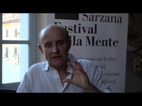Festival della Mente 2016 - Intervista a Giuseppe Cederna
