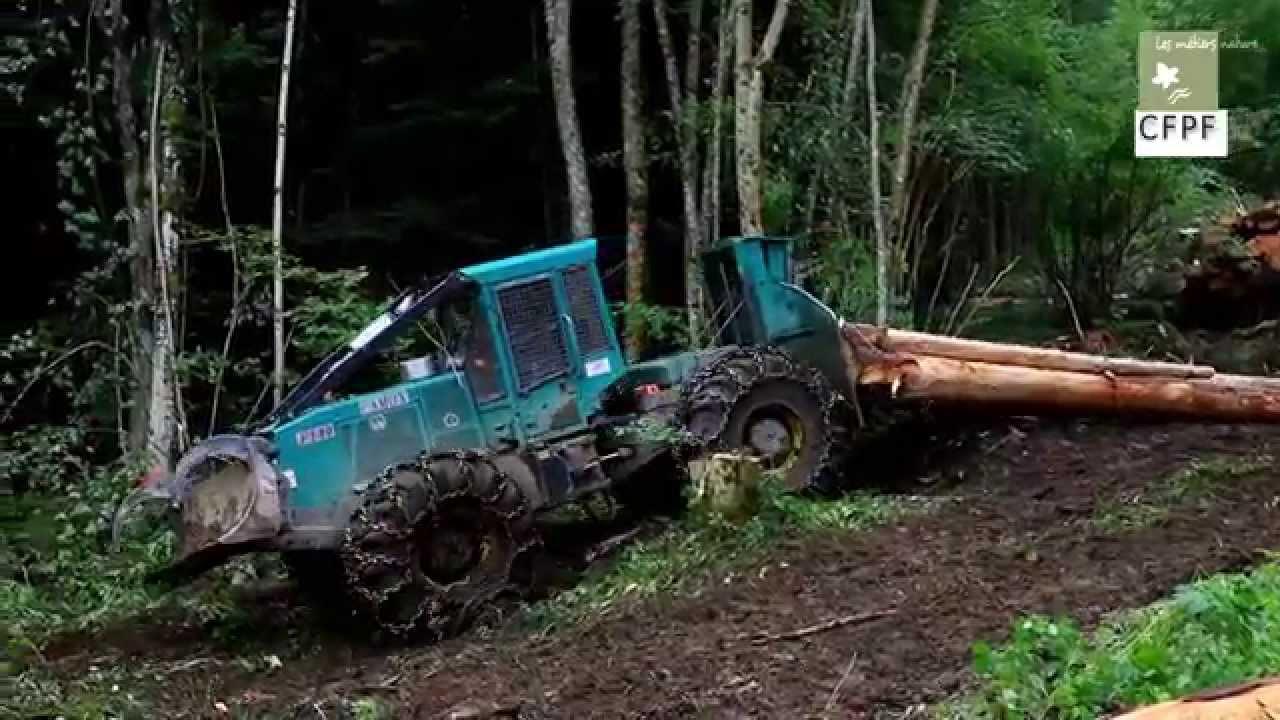 materiel forestier savoie