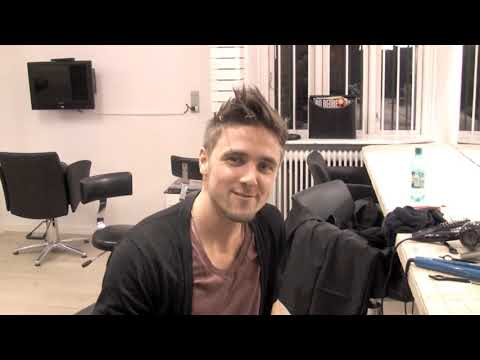New Danish fashion Haircut for men - how to cut mens hair like a pro hairdresser - part 1/2
