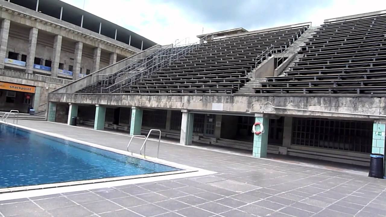 Swimming Pools In Berlin Olympic Stadium Berlin Season 2011
