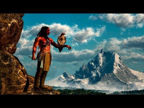 Native American Meditation Music- Flute Music, Spiritual Healing music, Shamanic Meditation Music