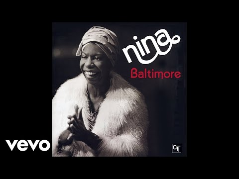 Nina Simone - Baltimore (Official Audio)