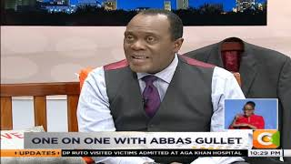 JKL | One on One With Abbas Gullet [Part 1]