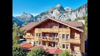 "Chalet-Hotel Adler ""winter edition"""