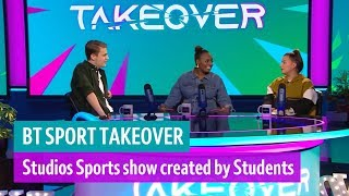 BT Sport TAKEOVER | Behind The Scenes at Fnatic, interview with Bethany Shriever and more