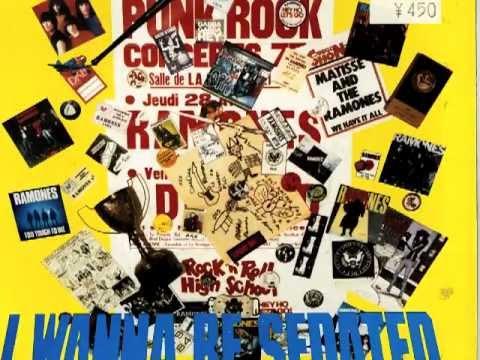 Ramones - I Wanna Be Sedated Mega-Mix