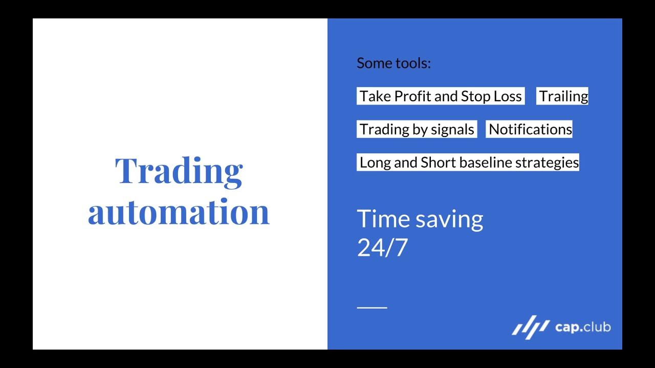 Cryptocurrency Trading Platform  Binance, Bittrex and