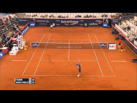 2015 bet-at-home Open - ATP Hamburg Wednesday Highlights