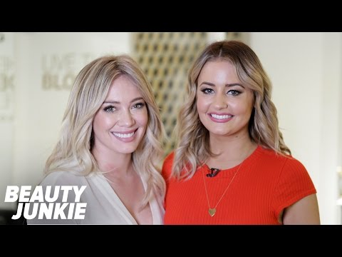 Hilary Duff and Kirbie Talk About Those Throwback Disney Channel Commercials