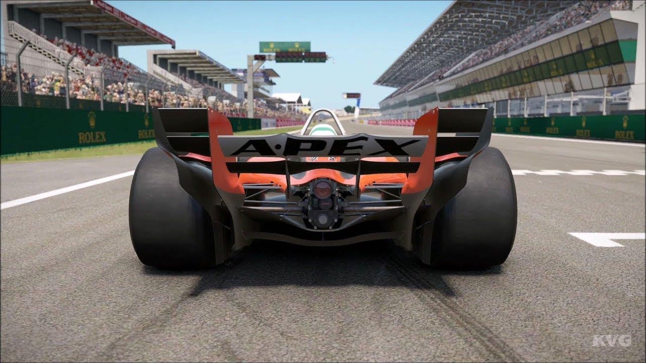 project cars 2 formula x 2018 test drive gameplay hd. Black Bedroom Furniture Sets. Home Design Ideas