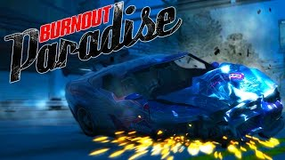 pERFECT MODE FOR JACK!  Burnout Paradise - Part 2