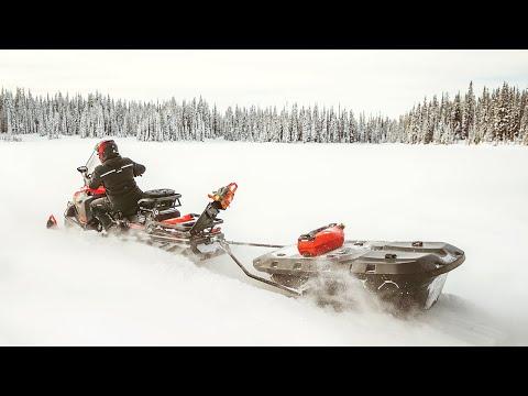 Best 2021 Ski-Doo Utility Snowmobile Accessories