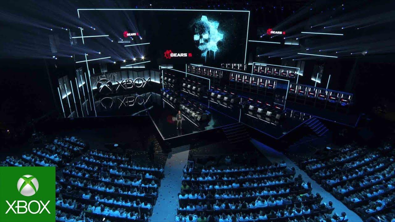 E3 2018 Gears Triple Game Announce