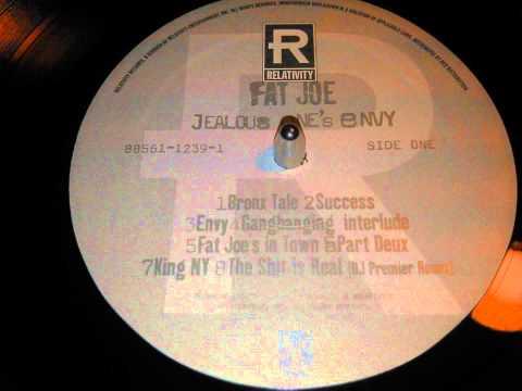 Fat Joe feat. KRS One - Bronx Tale (Diamond D Prod. 1995)