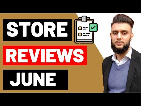 Shopify Dropshipping Store REVIEWS June thumbnail