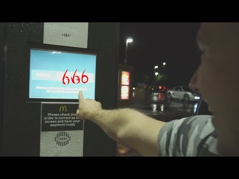 DO NOT SPEND 6.66 AT MCDONALDS AT 3AM!