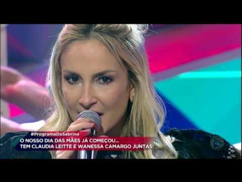 Wanessa Camargo e Claudia Leitte cantam juntas