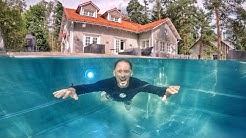 MY NEW POOL!!! 100K subs SPECIAL