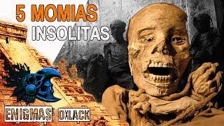 5 MOMIAS MEXICANAS QUE  APUESTO NO CONOCÍAS @OxlackCastro