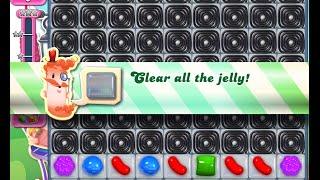 Candy Crush Saga Level 1252 walkthrough (no boosters)