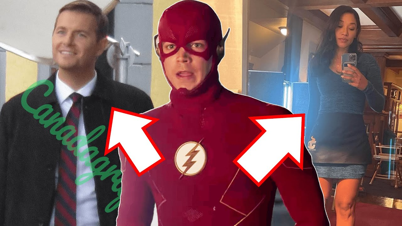 Download Does The Flash Season 8 Crossover Change The Timeline AGAIN!? Season 1 Time Travel Scenes Confirmed!