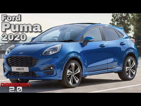 Novo Ford Puma 2020 - (Garagem 2.0)