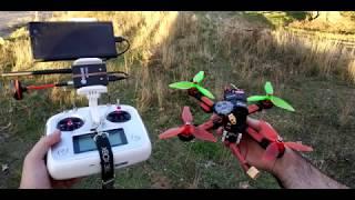 epic drone crash