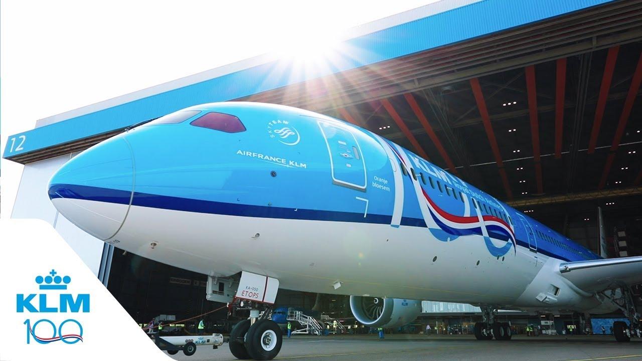 Resultado de imagen para klm argentina Boeing 787-9