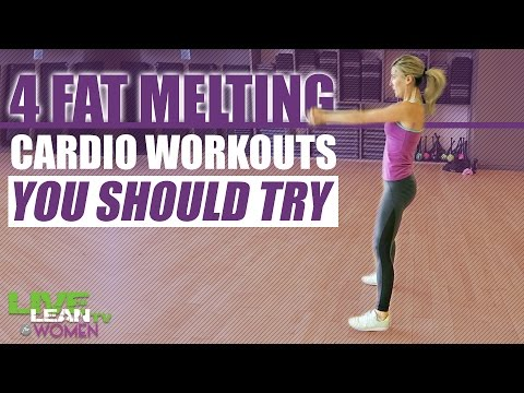 4 Fat Melting Cardio Workout Combos You Need To Try