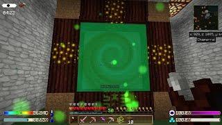 當個創世神 minecraft 虛實世界模組包生存 ep 44 開啟精靈傳送門