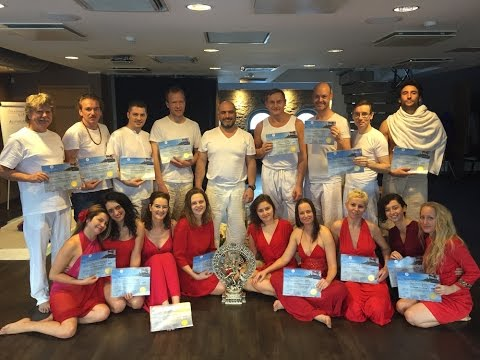 Experiences from Tantra Massage Therapist ADVANCED Training - 동영상