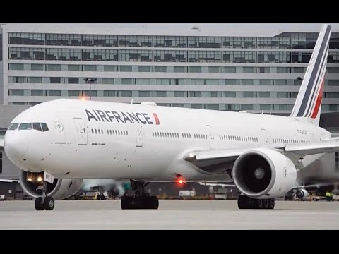 Close up Action @ Montreal-Trudeau Airport (YUL) 40 Minutes Plane Spotting!