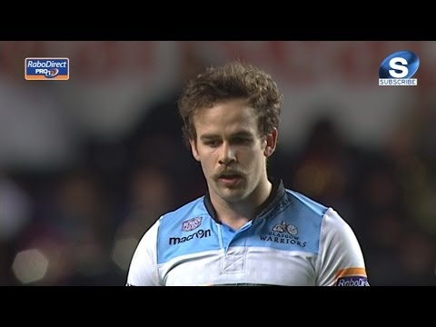 Jackson makes his mark against Ospreys