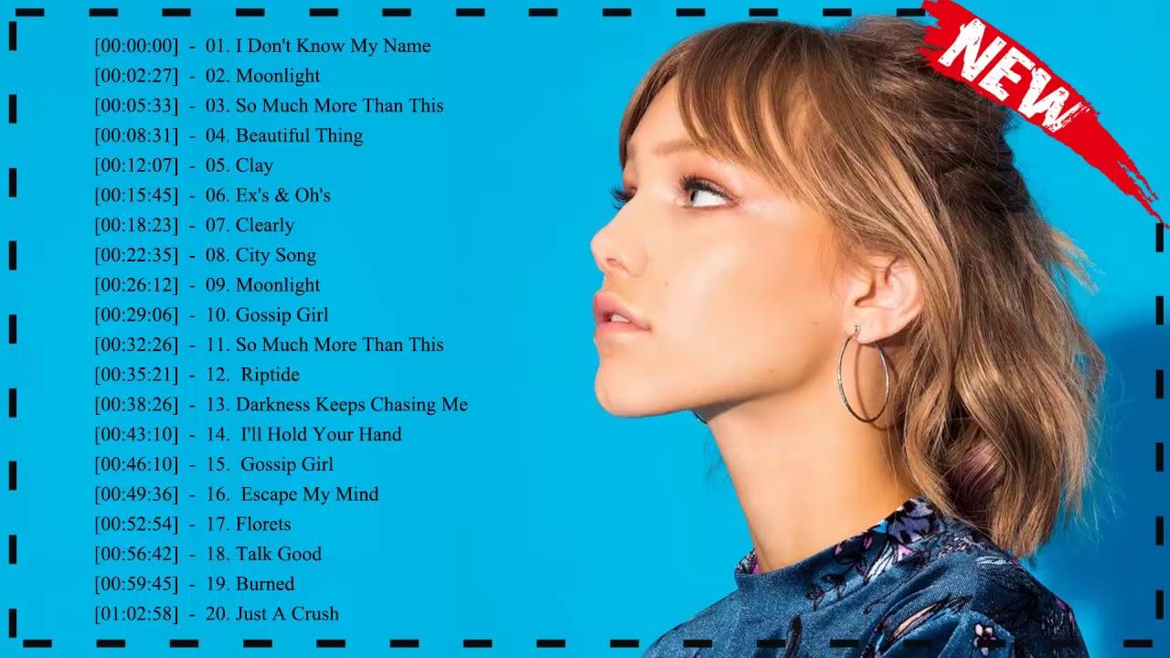 Grace VanderWaal All Songs Compilation || Grace VanderWaal ...
