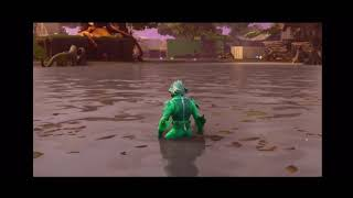 MOISTY MERMAN OFFICIAL MUSIC VIDEO (Ocean man fortnite parody)
