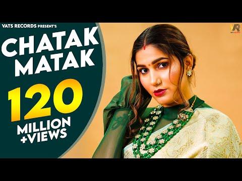 Chatak matak | चटक मटक | Sapna Choudhary | Renuka Panwar | New Haryanvi Song 2021