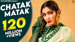 Download Chatak matak   चटक मटक   Sapna Choudhary   Renuka Panwar   New Haryanvi Song 2021