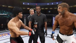Bruce Lee vs. Faunus (EA Sports UFC 2)